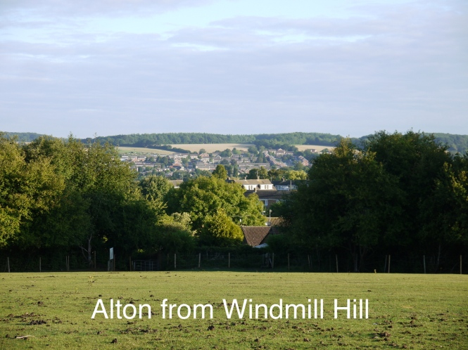 Alton from Windmill Hill